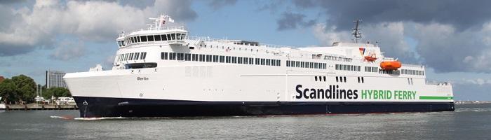 Scandlines Neue Fähren